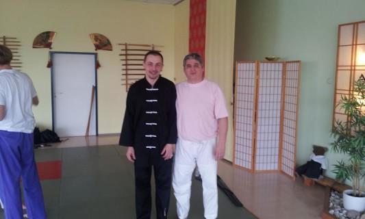 Aikido Dojo - seminarium z Mistrzem Karl'em Grunick