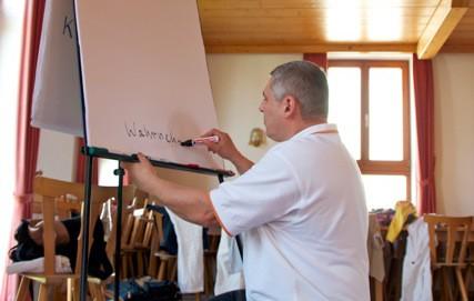 Seminarium Taichi KI z mistrzem Karl Grunick